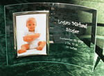 "Personalized 3"" x 5"" Picture Frame"
