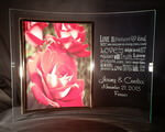 "Personalized 8"" x 10"" Picture Frame"