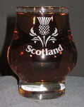 Personalized Distiller's Scotch Glass