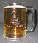 Personalized Maritime Beer Mug