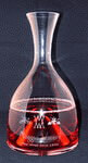 Personalized Crystal Visual Wine Decanter