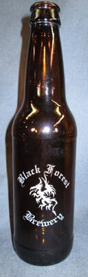 Personalized Engraved Beer Bottle