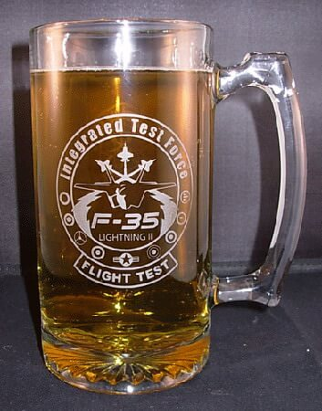 Personalized 25 oz Engraved Sport Mug