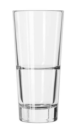 Endeavor Beverage Glass, 14 oz