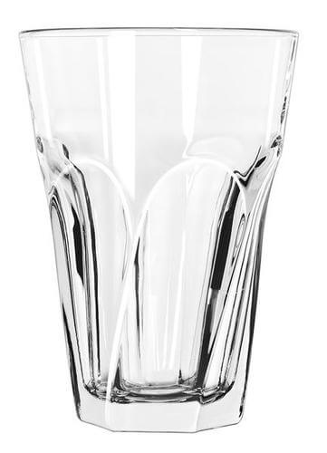 Gibraltar Twist Beverage Glass, 14 oz