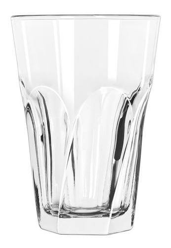 Gibraltar Twist Beverage Glass, 10 oz