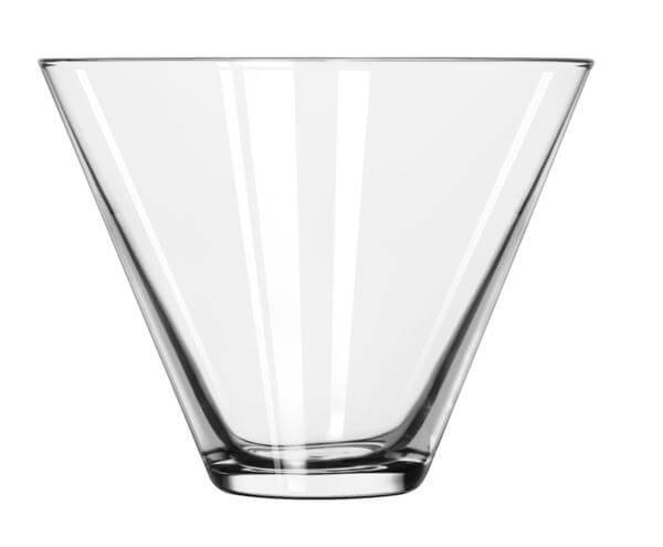 Stemless Martini