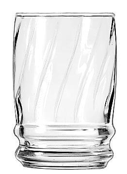 Cascade Water Glass