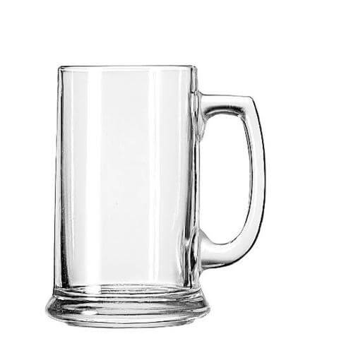 Handled Mug, 15 oz